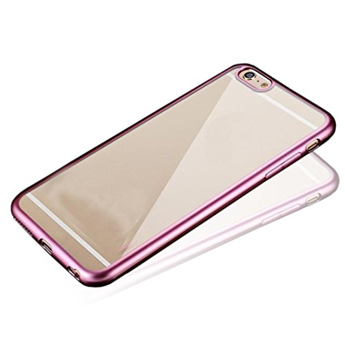 Luoke Solid TPU Silicone Gel Back Thin Cover Skin TPU Case for iPhone 7 Plus 5.5 Inch iPhone 7 Plus Case 5.5 inch Color 9
