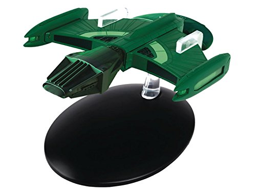 Star Trek Starships Vehicle & Collectors Magazine #123: Romulan Science Vessel