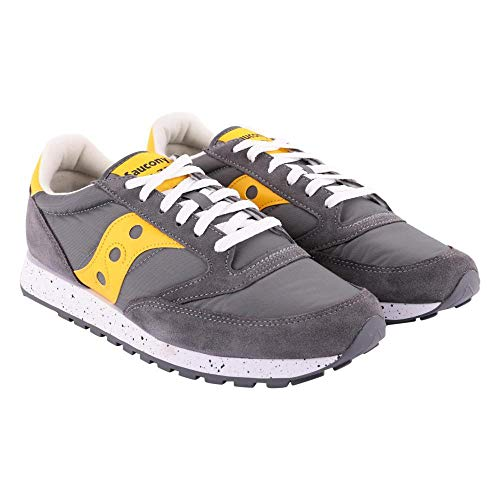 Original Sneakers in Camoscio e 7 Jazz 5 Nylon awqwrxpE5