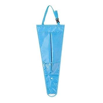 Queta Umbrella Storage Bag, multi-funzione impermeabile ombrello Storage Holder organizer 2 ombrelli ricevere borsa per seggiolino auto posteriore