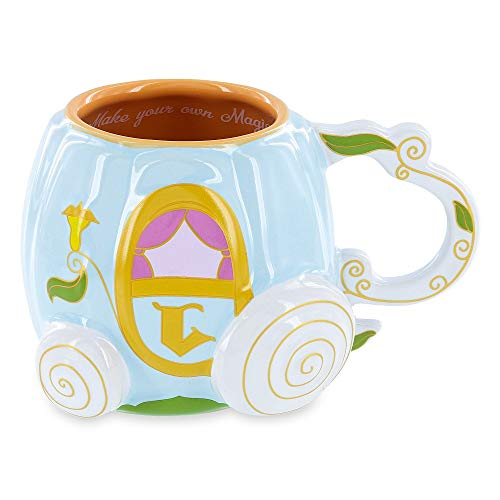 Princess Cinderella Pumpkin Coach Mug