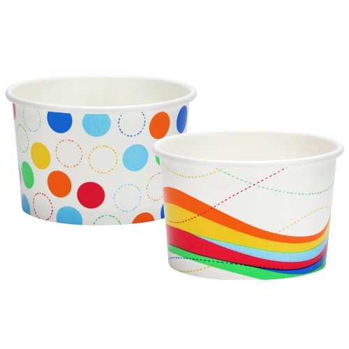 Party Dimensions 20 Count, 8-Ounce Party Cups (8 Oz Ice Cream Cups compare prices)