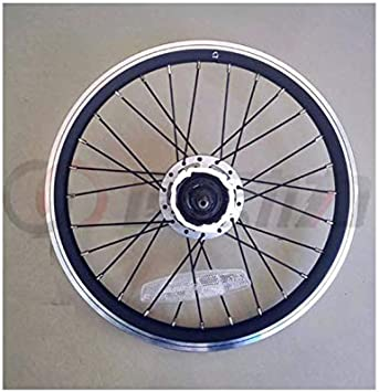 SPEDWHEL Xiaomi Qcycle EF1 Bicicleta eléctrica Plegable E-Bike 16 Pulgadas Rueda Trasera Hub: Amazon.es: Deportes y aire libre