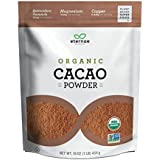Eternae By Nature Organic Cacao Powder, 16 Ounce