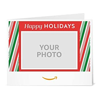 Amazon Gift Card - Upload Your Photo (Print) - Candy Cane (B01LZXSRBG) | Amazon price tracker / tracking, Amazon price history charts, Amazon price watches, Amazon price drop alerts