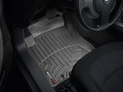 Amazon 2008 2013 Nissan Rogue Black Weathertech Floor Liner
