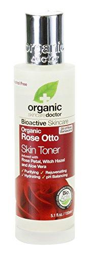 Organic Doctor Organic Rose Otto Skin Toner, 5.1 - Otto Roses