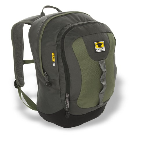 Mountainsmith Wazee 20 Recycled Backpack (Pinon Green), Outdoor Stuffs