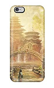 Hot Tpu Cover Case For Iphone/ 5/5s case Cover Skin - Castle