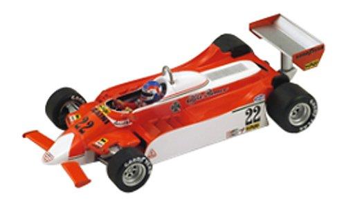 1/43 アルファロメオ 179 No. 22 モナコGP 1980 Patrick Depaille S1790
