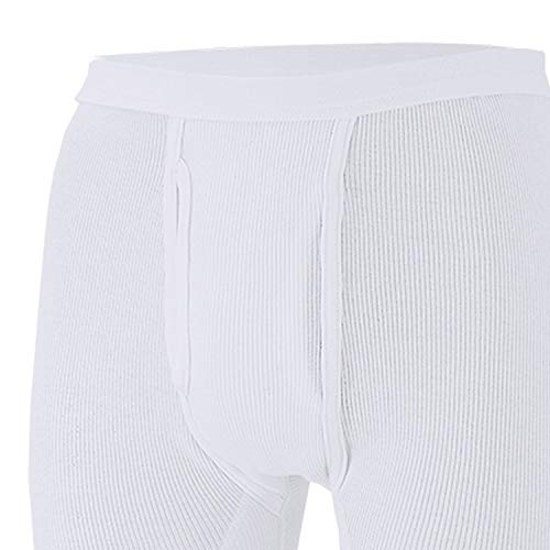 Pantaloncini To 20 'prestige' Boxer White ¾ Size Coast Adamo Double The Big Up By zzOqrnw