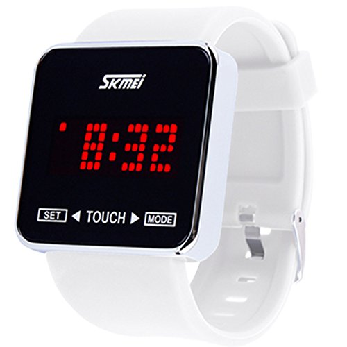 83cca44fa Kids Watches Boys Girls, Touch Screen Watches, Led Digital Watch, Waterproof  Watch (