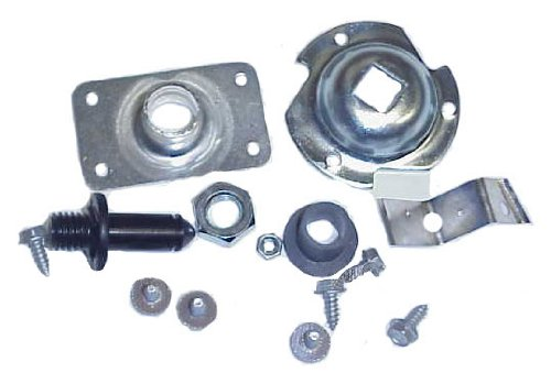 GE WE25X205 Dryer Drum Shaft & Bearing Kit (Drum Shaft)
