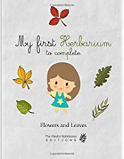 """My first Herbarium to complete: v2-1 for children 