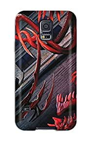 DdbHPWF1376WwCnl Marie K Floyd Awesome Case Cover Compatible With Galaxy S5 - Witchblade
