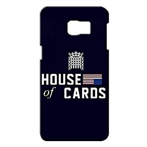 Custom Designpopular House of Cards Phone Case cover for Samsung Galaxy S6edge&plus 3d hard plastic case