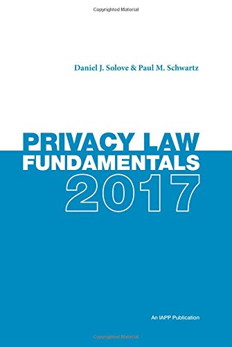Privacy Law Fundamentals