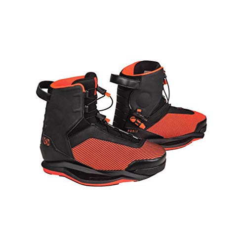 Ronix Wakeboard Bindings Parks Boot - Engineered Caffeinated/Black (2019)