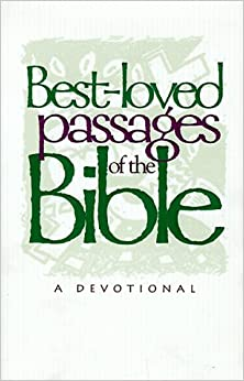 Book Best Loved Passages of the Bible