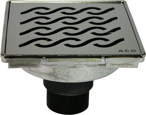QuARTz by ACO 37223 Point Hawaii Design Grate by QuARTz by ACO by QuARTz by ACO
