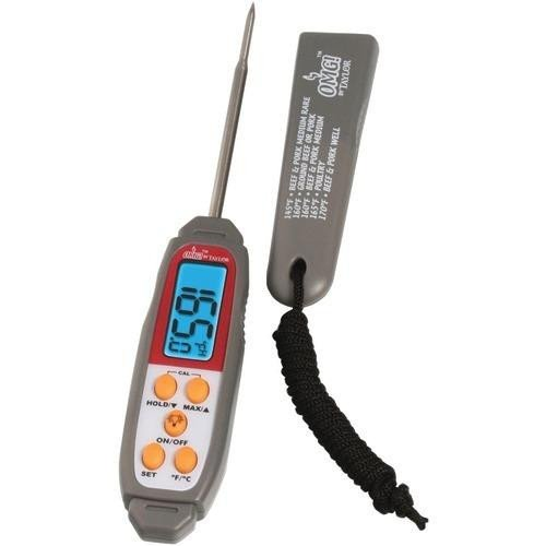 TAYLOR 806OMG Antimicrobial Digital Pen-Style Thermometer