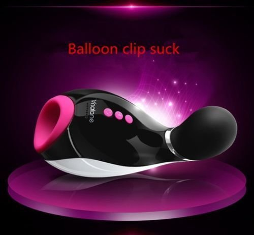 Azlove Male Masturbation Automatic electric oral sex Cup USB Rechargeable Wireless by Azlove