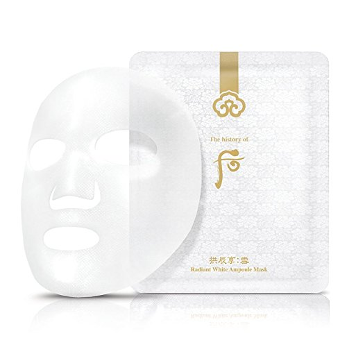 The-History-of-Whoo-Gongjinhyang-Seol-Radiant-White-Ampoule-Mask-25ml8ea