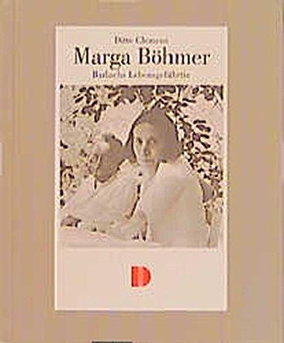 Marga Böhmer: Barlachs Lebensgefährtin