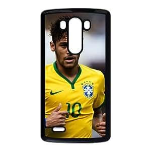 Neymar LG G3 Cell Phone Case Black ibxo