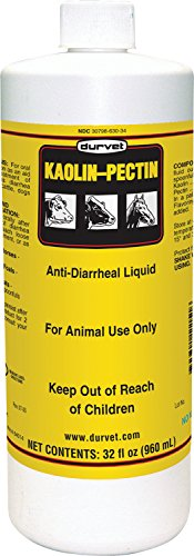Durvet - Kaolin-Pectin Antidiarrheal - 32 oz (Packaging May Vary)