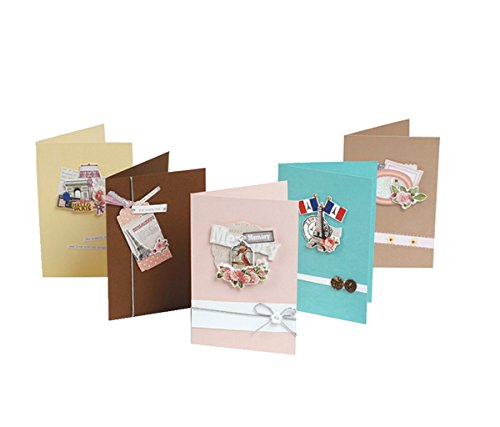 Guchina make your own greeting cards kit do it yourself cards guchina make your own greeting cards kit do it yourself cards crafter solutioingenieria Choice Image