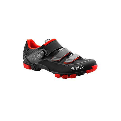 Fizik Shoes M6B UOMO BLACK-RED