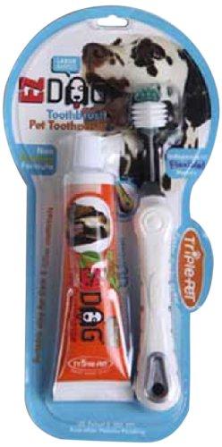 Triple Pet EZDOG Dental Kit for Large Breeds, My Pet Supplies
