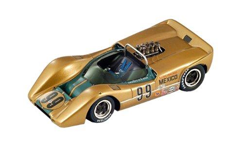 1/43 マクラーレンM6B 1968 メキシコGP Winner M.ソラナ No.99 S1113