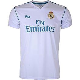 Real Madrid - RMA-SA-3203 - Replica Extérieur - Maillot de Football - Homme