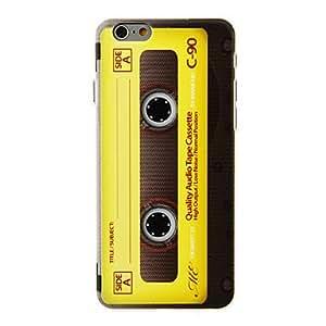 JOE Tape Cassette Pattern PC Hard Back Cover for iPhone 6