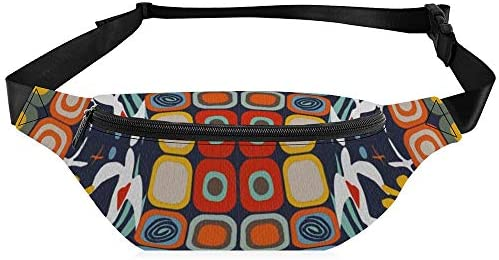 Gift Tags Matisse メンズウエストバッグショルダーバッグユニセックス防水性と耐久性調節可能なベルト大容量ウエストバッグ通勤ハイキング登山