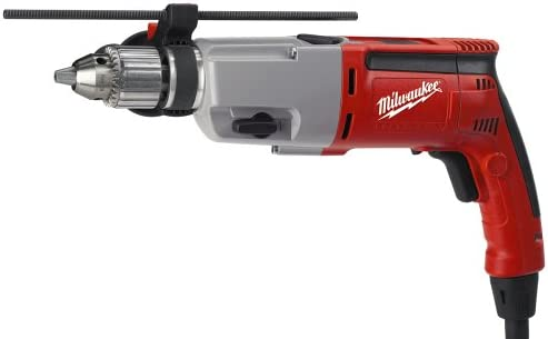 Milwaukee, 5387-20, Hammer Drill, 1 2 , 8.5A, 0 to 40, 000bpm