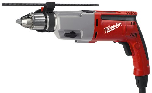 Hammer Drill, 1 2 , 8.5A, 0 to 40, 000bpm