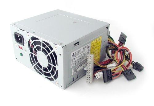 Genuine Dell FU909 350watt Power Supply PSU for Mini Tower System: Inspiron 530, 531, 518, 519, 545, 541, 546, 537, Vostro 200, 400, 410, and Studio 540, 550, Compatible Dell Part Numbers: FU913, G739T, G846G, G848G, G849G, J130T, K159T, K692G, P111G, P112G, Compatible Model Numbers: DPS-530YB-1A, PS-6351-2, DPS-350XB-2 A, ATX0350D5WA