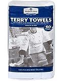 Member's Mark Terry Towels - 60 pk.