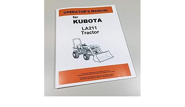 Amazon com: Kubota Kubota Front Loader (Model LA211