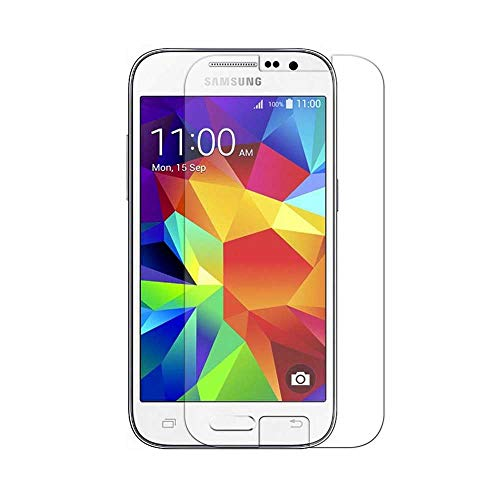 GTRADE Tempered Glass Screen Protector Compatible with Samsung Galaxy J2 2016 [2 Pack] - Anti Bubble & Scratch Resistant - Clear HD 99.9% Transparency