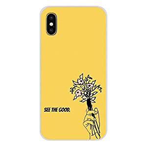 Amazon.com: Hippie - Carcasa para iPhone X, XR, XS, MAX, 4 ...