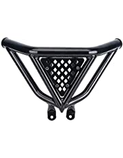 Kemimoto Compatible With Raptor 700/R Front Bumper 2006-2020 Aluminum