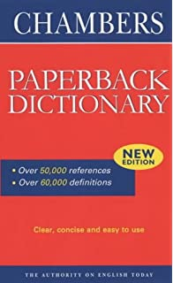Chambers 21st Century Dictionary Pdf