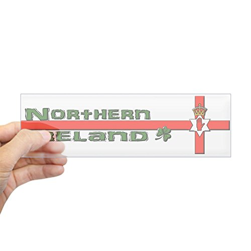 CafePress - Northern Ireland Sticker (Bumper) - 10