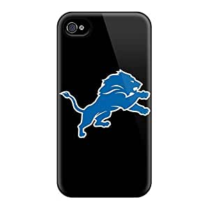 Forever Collectibles Detroit Lions 7 Hard Snap-on Case For Iphone 6 Plus (5.5 Inch) Cover Case