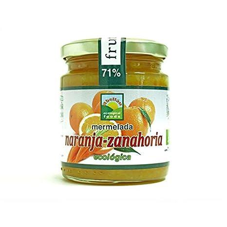 Abellan Biofoods - Mermelada De Pimiento Rojo Con Azúcar. Tarro 280 Gr: Amazon.es: Alimentación y bebidas