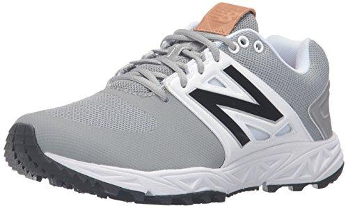 New Balance Men's 3000v3 Baseball Turf Shoes, Navy/White - 13 D(M) US